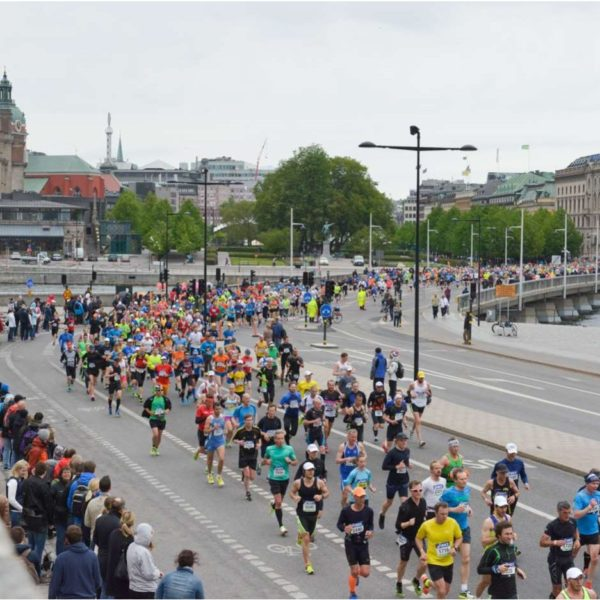 Run the Stockholm Marathon for Team Unicef