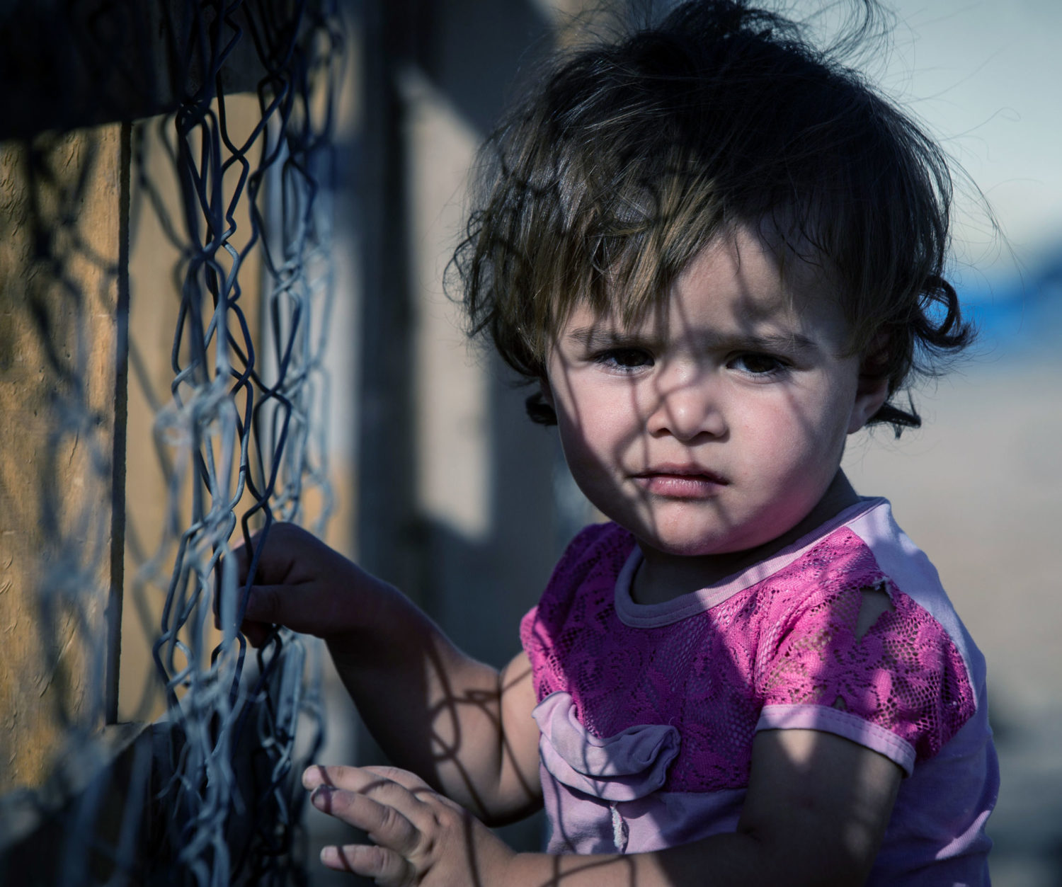 Donate and help Unicef keep children safe in Mosul, Iraq.
